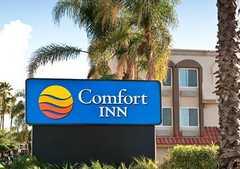 Comfort Inn Mission Bay SeaWorld Area - Hotel - 4540 Mission Bay Dr, San Diego, CA, 92109