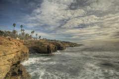 Sunset Cliffs - Attraction - Sunset Cliffs, San Diego, CA, San Diego, California, US