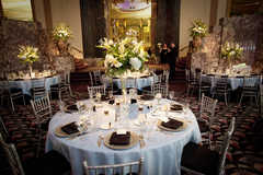 Hilton Cincinnati Netherland Plaza - Reception - 35 West Fifth Street, Cincinnati, OH, United States