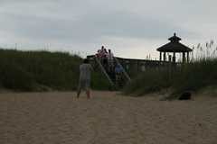 Ceremony Site - Ceremony - Public Beach Access, East Atlantic Street, Kill Devil Hills, NC, 27948