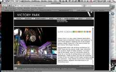 Victory Park - Attraction - Victory Park, Dallas, TX 75219