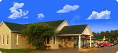 Motel les pignons verts - Hotel - Motel les Pignons Verts, Avenue Lépine, Gatineau, QC, J8L 4M4