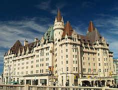 Fairmont Chateau Laurier - Hotel - 1 Rideau Street, Ottawa, ON, Canada