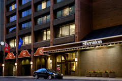 Sheraton Hotel - Hotel - 150 Albert Street, Ottawa, ON, K1P 1A4