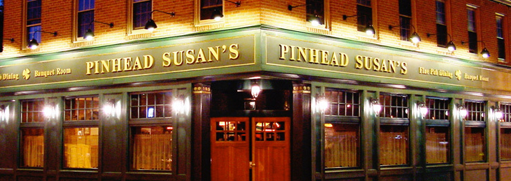 Pinhead Susan's - Restaurants, Attractions/Entertainment - 40 Broadway, Schenectady, New York, United States
