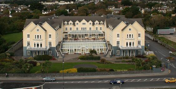 Galway Bay Hotel, Salthill, Galway - Reception Sites, Hotels/Accommodations - Salthill Road Lower, Galway, Co. Galway, Ireland