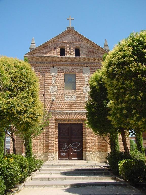 Hermita De Nuestra Señora De Los Santos - Ceremony Sites - Calle de San Antonio, Móstoles, Madrid, 28931