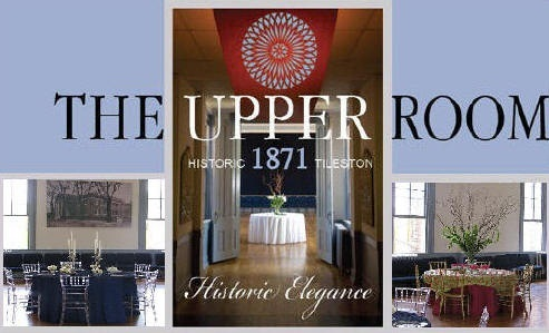 The Upper Room 1871 - Reception Sites - 412 Ann Street, Wilmington, NC, United States