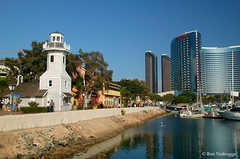 Seaport Village  - Attraction - 881 W Harbor Dr, San Diego, CA, United States