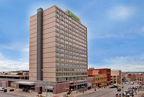 Holiday Inn Lincoln Downtown - Hotels/Accommodations - 141 North 9th Street, Lincoln, NE, United States
