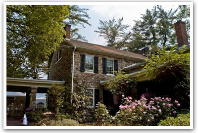Peter Allen House - Reception Sites, Ceremony Sites, Ceremony & Reception - 1801 Peters Mountain Road, Dauphin, PA, United States