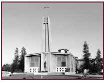 St. Anthony Of Padua Church - Ceremony Sites - 5770 N Maroa Ave, Fresno, CA, 93704