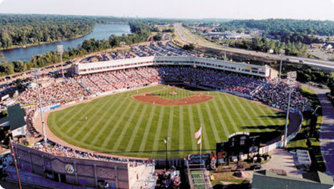 Fifth Third Ballpark - Attractions/Entertainment - 4500 West River Drive Northeast, Plainfield Township, MI, United States
