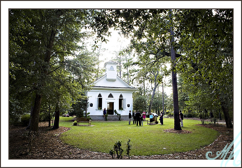 Mt. Lebanon Chapel - Ceremony Sites - 300 Airlie Road, Wilmington, NC, 28403
