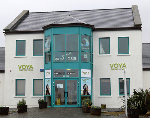 Voya Seaweed Baths - Attractions/Entertainment - Strandhill Rd, Sligo, Sligo, Ireland