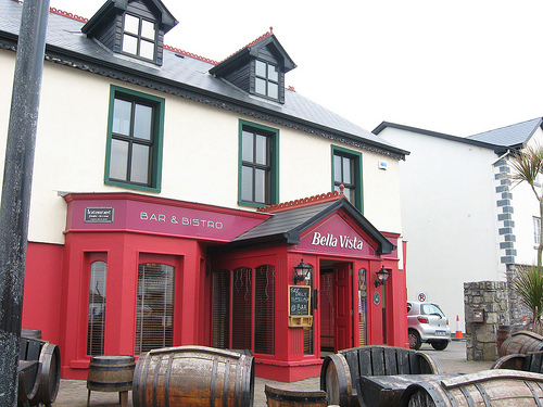Bella Vista, Bar & Bistro - Restaurants - Shore Road, Strandhill,, Strandhill, Sligo, Sligo, Ireland