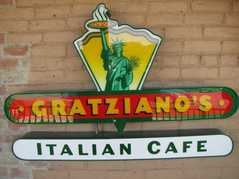 Gratziano's Restaurant - Restaurant/Bar - 217 Mary Ave, Waco, TX, United States
