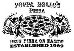 Poppa Rollo's Pizza - Restaurant/Bar - 703 N Valley Mills Dr, Waco, TX, 76710
