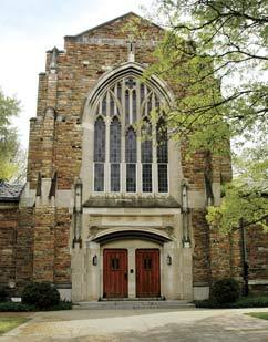 Wightman Chapel - Ceremony Sites - 1008 19th Ave, Nashville-Davidson (Balance), TN, 37212, US