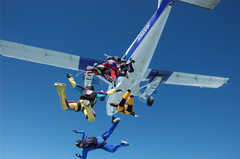 Sky Dive Burnaby - Sky Diving - 11531 Burnaby Rd, Wainfleet, ON, L0S 1V0