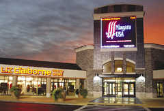 Fashion Outlets of Niagara Falls - Shopping - 1900 Military Road, Niagara Falls, NY, United States