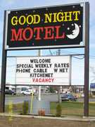 Goodnight Motel - Hotel - 664 Main St W, Port Colborne, ON, L3K 5V4