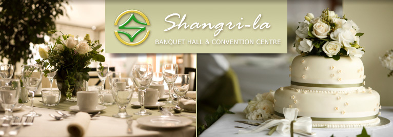 Shangri-la Banquet Hall &amp; Convention Centre - Reception Sites, Ceremony Sites - 50 Esna Park Dr, Markham, ON, L3R