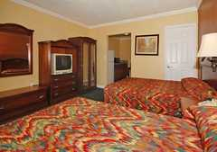 Rodeway Inn &amp; Suites - Lodging - 3327 Del Mar Ave, Rosemead, CA, 91770