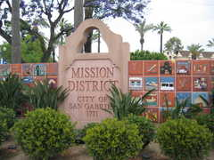Mission District, San Gabriel - Things to Do, Places to See - 428 S Mission Dr, San Gabriel, CA, US