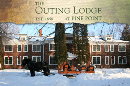 Outing Lodge - Ceremony Sites, Reception Sites, Ceremony &amp; Reception - 11661 Myeron Rd N, Stillwater, MN, 55082