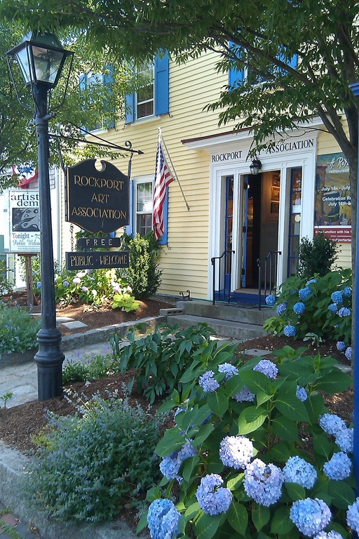 Rockport Art Association - Reception Sites, Attractions/Entertainment, Ceremony Sites - 12 Main St, Rockport, MA, 01966