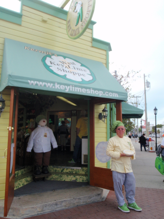 Kermit's Key West Key Lime Shoppe - Shopping, Restaurants - 200 Elizabeth St, Key West, FL, 33040
