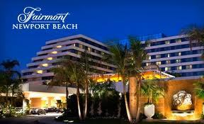 Fairmont Newport Beach - Hotels/Accommodations - 4500 MacArthur Blvd., Newport Beach, CA, 92660