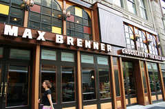 Max Brenner - Restaurant - 1500 Walnut St # 2, Philadelphia, PA, United States