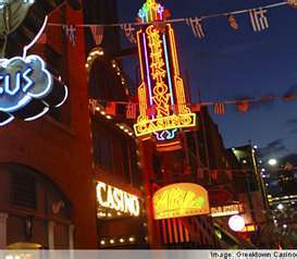 Greektown - Attractions/Entertainment, Restaurants - 400 Monroe St, Detroit, MI, United States