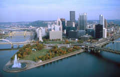 Point State Park - Park / Recreation - Point State, Pittsburgh, PA, 15222