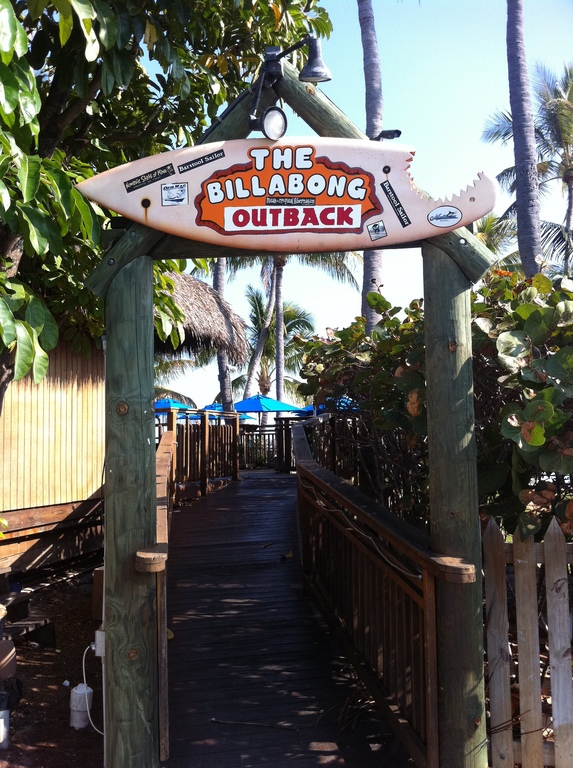 Outback Steakhouse &amp; Billabong Tiki Bar - Reception Sites, Restaurants - 80001 Overseas Highway, Islamorada, FL, United States
