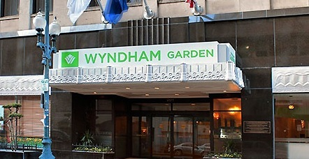 Wyndham Garden Hotel Baronne Plaza Wedding Venues Vendors Wedding Mapper