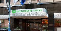 Wyndham Garden Hotel - Baronne Plaza - Hotel - 201 Baronne Street, New Orleans, LA, United States