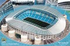 City of Manchester Stadium   - Attraction - Manchester, Greater Manchester M11 3FF, Manchester , M11 3FF, GB