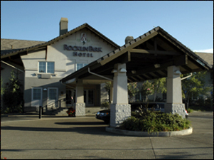 Rocklin Park Hotel - Hotels/Accommodations - 5450 China Garden Rd, Rocklin, CA, USA