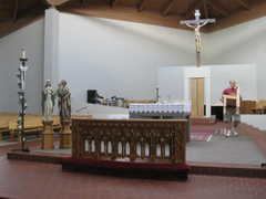 St Elizabeth Ann Seton Church - Ceremony - 2035 15th Street West, Hastings, MN, United States