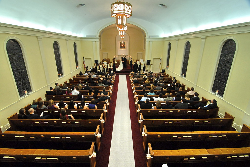 First Christian Church - Ceremony Sites - 711 E Victory Dr, Savannah, GA, 31405