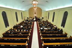 First Christian Church - Ceremony - 711 E Victory Dr, Savannah, GA, 31405