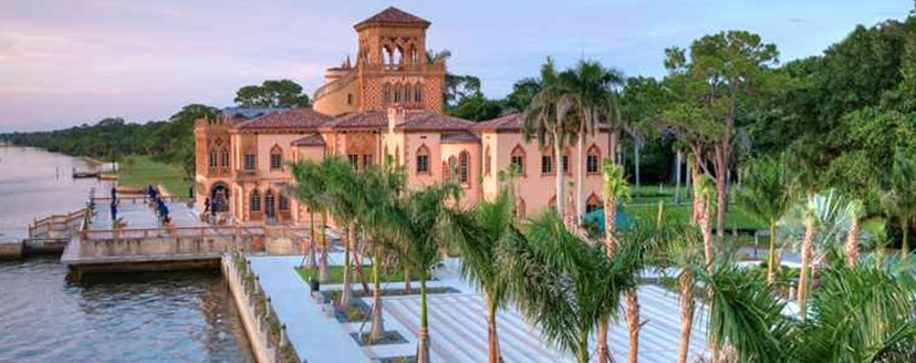 The John And Mable Ringling Museum Of Art - Attractions/Entertainment - 5401 Bay Shore Road, Sarasota, FL, United States