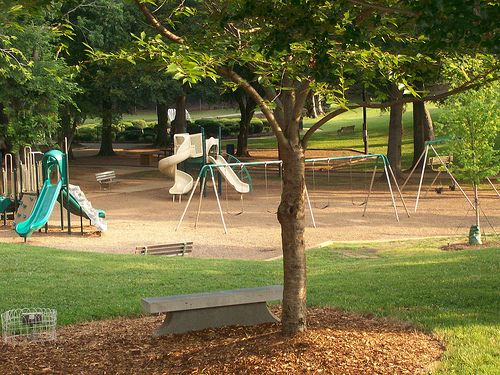 Belmont City Park - Parks/Recreation - Intersection of S Main St & W Myrtle St, Belmont, NC, 28012