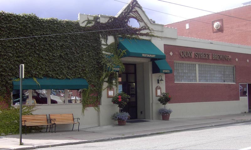 Quay Street Brewing - Restaurants - 330 Quay St, Port Huron, MI, 48060