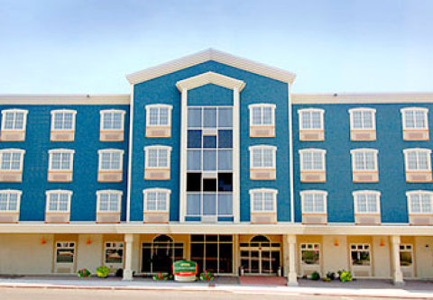 Courtyard St. John's Newfoundland - Hotels/Accommodations - 131 Duckworth Street, St. John's, NL, A1C 1E9, Canada