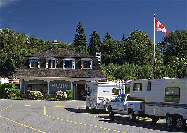 Burnaby Cariboo Rv Park - Parks/Recreation -