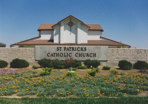 St Patrick's Church - Ceremony Sites, Reception Sites - 671 E Yosemite Ave, Merced, CA, USA